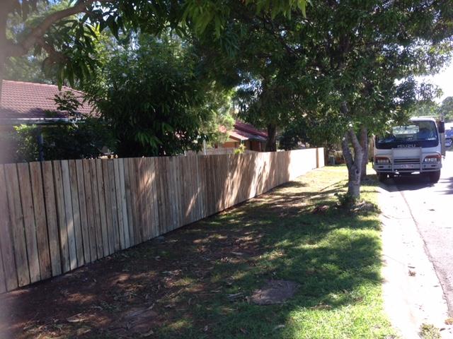 Gallery Brisbane Timber Fencing